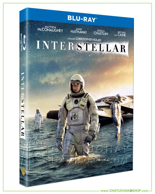 Interstellar Bluray + Bluray Special Features