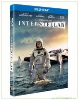 Pre-order : Interstellar Bluray + Bluray Special Features