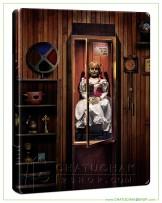 Pre-order : Annabelle Comes Home Blu-ray Steelbook