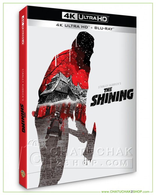 Pre-order : The Shining 4K Ultra HD includes Blu-ray 2D