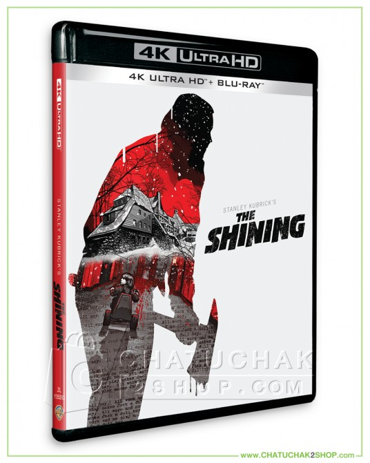 The Shining 4K Ultra HD includes Blu-ray 2D