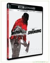 The Shining 4K Ultra HD includes Blu-ray 2D
