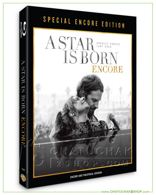 A Star Is Born : Encore Blu-ray