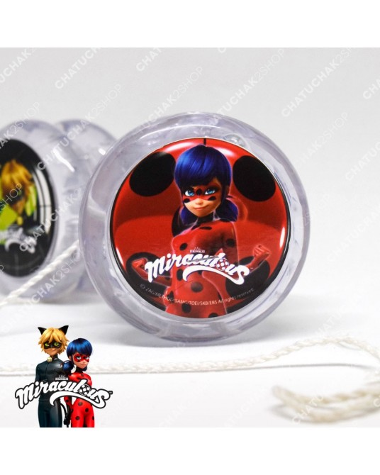 Lighting YOYO (Red)  - Miraculous Ladybug