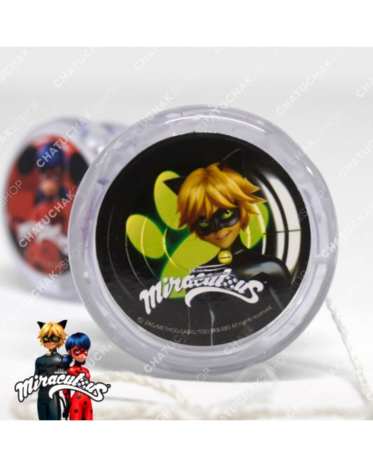 Lighting YOYO (Green)  - Miraculous Ladybug
