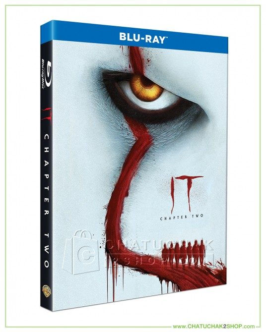 It Chapter Two Bluray + Bluray Special Features (Free Postcard)