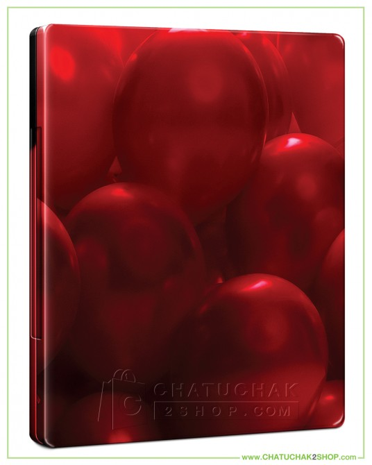 It Chapter Two Bluray Steelbook + Bluray Special Features (Free Postcard)