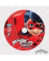 DVD Miraculous Lady Bug Volume 4