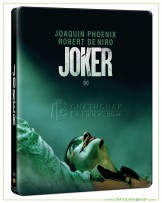 Joker Bluray Steelbook (Free Postcard)