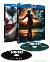 Joker Bluray Combo Set (Bluray & DVD) (Free Postcard)