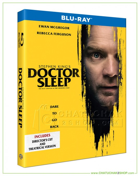 Doctor Sleep Blu-ray (Theatrical & Director's Cut)