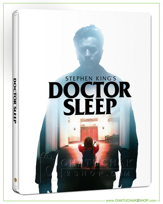 Doctor Sleep Blu-ray Steelbook (Theatrical & Director's Cut)