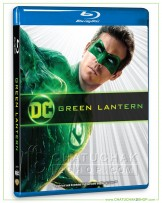 Green Lantern Blu-ray (Theatrical & Extended Cut)