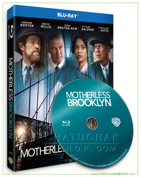 Motherless Brooklyn Blu-ray