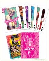 Birds of Prey 4K Ultra HD Steelbook includes Blu-ray 2D (Free Postcard)