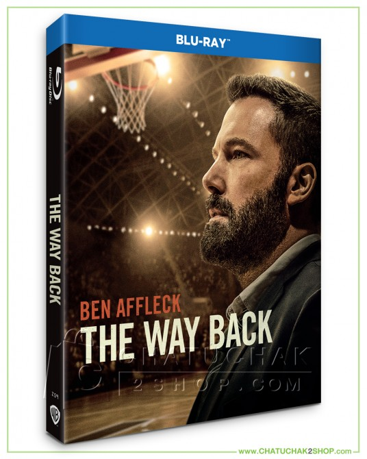 The Way Back Blu-ray