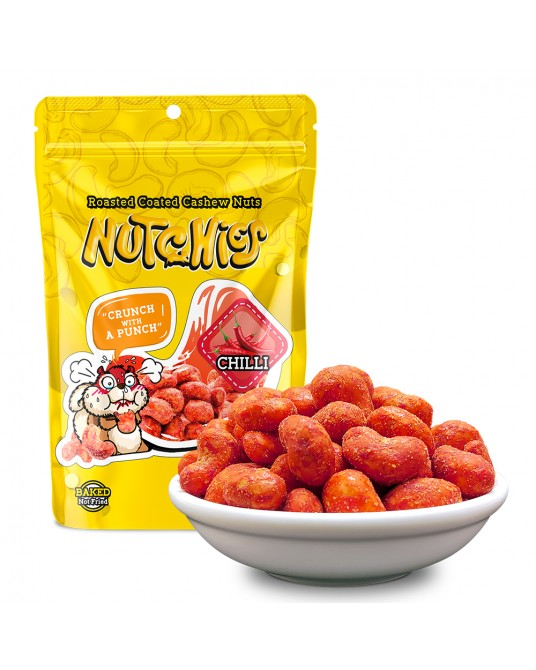 Nutchies Chilli Flavour 100g