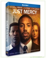Just Mercy Blu-ray
