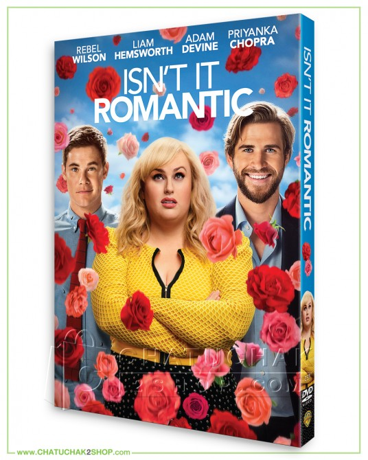 Isn't It Romantic DVD