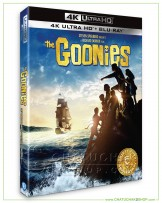 The Goonies (1985) 4K Ultra HD includes Blu-ray 2D