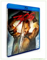 300 : Rise of an Empire Blu-ray