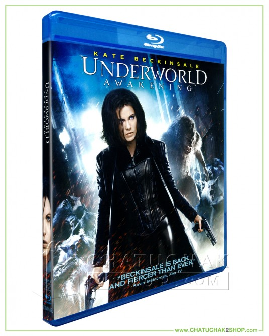 Underworld: Awakening Blu-ray