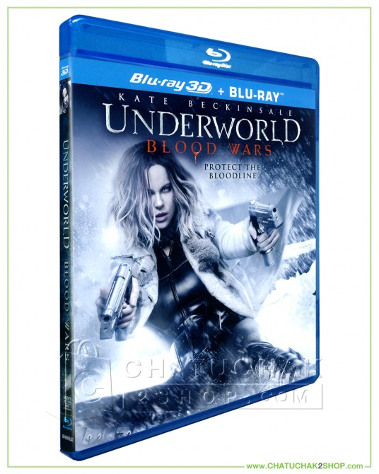 Underworld: Blood Wars (Blu-ray 3D and 2D)