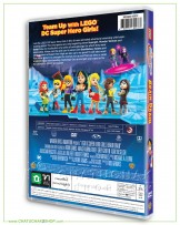 LEGO: DC Super Hero Girls: Brain Drain DVD