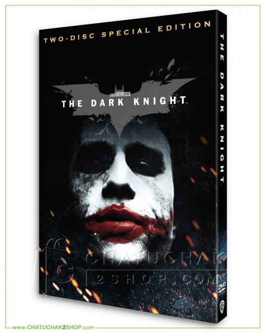 The Dark Knight DVD (SE + Bonus Disc)