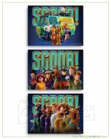 Scoob! 4K Ultra HD includes Blu-ray 2D (Free Postcard)