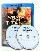 Wrath of the Titans (Blu-ray 3D and 2D)