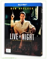 Live by Night Blu-ray