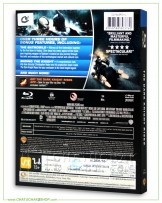 The Dark Knight Rises Blu-ray Combo Set (Bluray + Bluray Special Features & DVD) + Lenticular