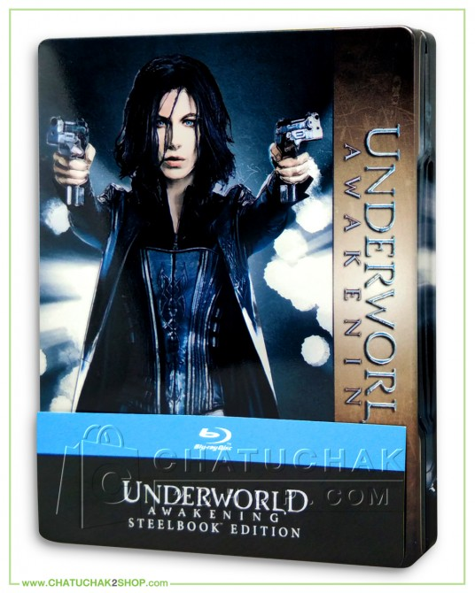 Underworld: Awakening (Blu-ray Steelbook)