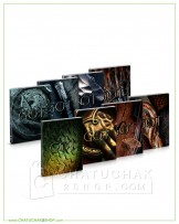 Pre-order มหาศึกชิงบัลลังก์ ฉบับสมบูรณ์ ปี 1-8 (สตีลบุ๊ค 4K บ็อกซ์เซ็ต)(แถมสมุดภาพ)