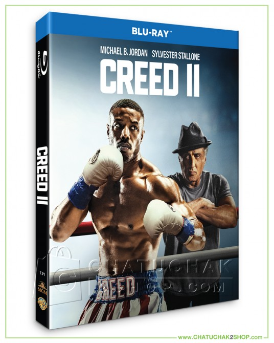 Creed 2 Blu-ray
