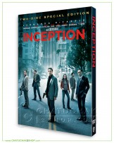 Inception DVD (SE + Bonus Disc)