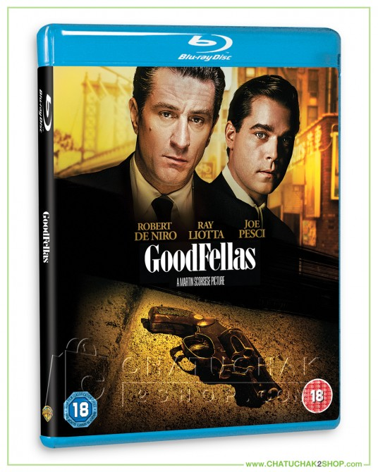 GoodFellas Blu-ray + Photobook