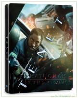 Pre-order Tenet Bluray Steelbook + Bluray Special Features