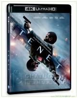 Pre-order Tenet 4K Ultra HD + Bluray + Bluray Special Features+Lenticular