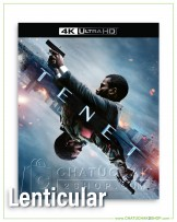 Pre-order Tenet 4K Ultra HD Steelbook+ Bluray + Bluray Special Features+Lenticular