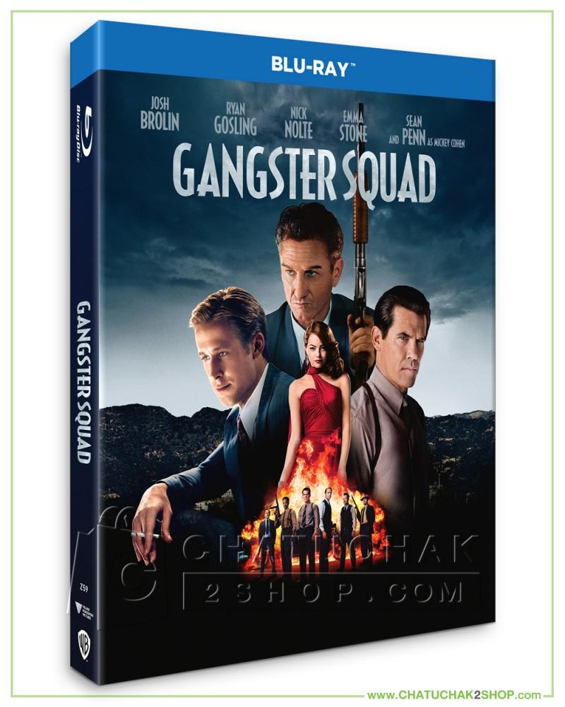 Gangster Squad Blu-ray