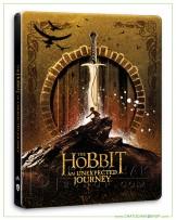 The Hobbit: An Unexpected Journey (EXT) 4K Ultra HD Steelbook+ Lenticular