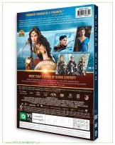 Wonder Woman DVD (SE + Bonus Disc)