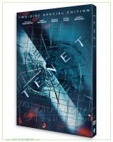 Pre-order Tenet DVD (SE + Bonus Disc)