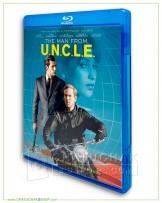 The Man From U.N.C.L.E. Blu-ray Combo Set (Bluray & DVD)
