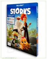 Storks Blu-ray Combo Set (Bluray & DVD)