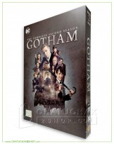 Gotham: The Complete 2nd Season DVD Series (6 discs)