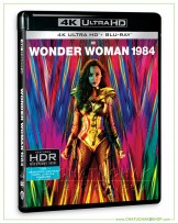 Wonder Woman 1984  4K Ultra HD includes Blu-ray 2D