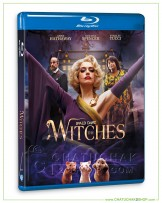 The Witches (2020) Blu-ray